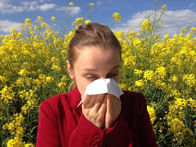 Alergie la polen